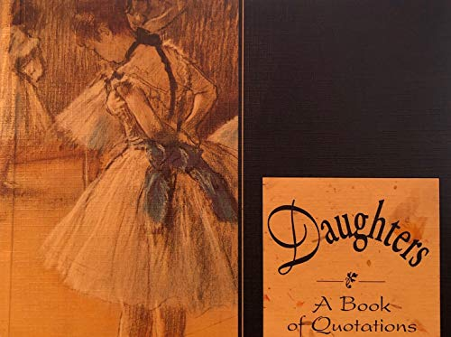 9781850817192: Daughters - A Book of Quotations