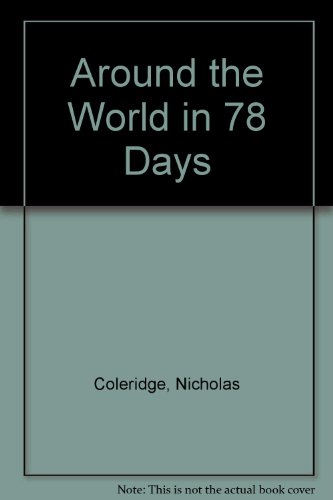 9781850890676: Around the World in 78 Days
