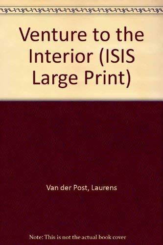 9781850891574: Venture to the Interior (Transaction Large Print Books)
