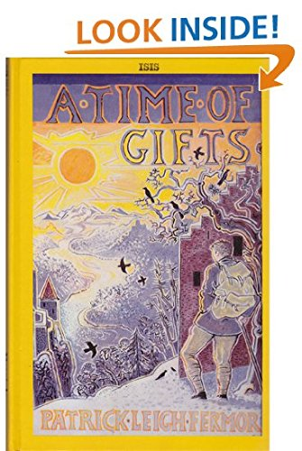 9781850891925: A Time of Gifts (Transaction Large Print Books)