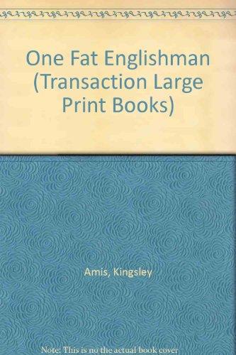 9781850892236: One Fat Englishman (Transaction Large Print Books)