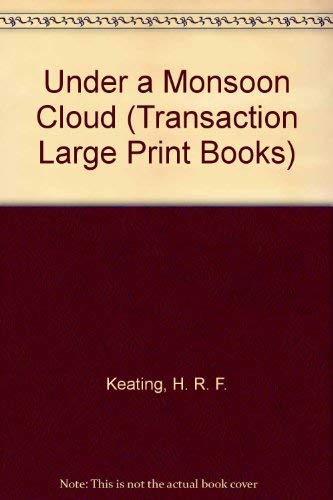 9781850892335: Under a Monsoon Cloud (Transaction Large Print Books)