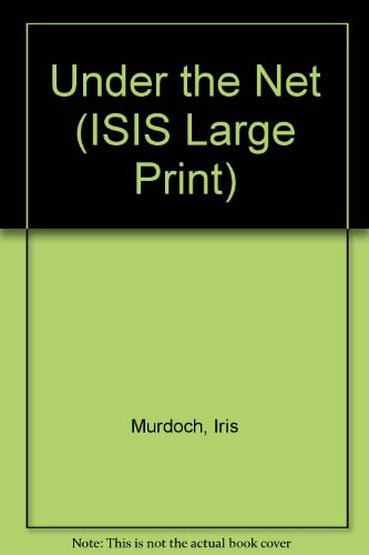 9781850893592: Under the Net (ISIS Large Print)