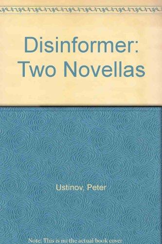 9781850893738: Disinformer: Two Novellas