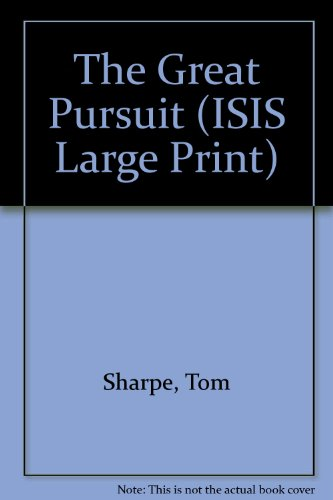 9781850893820: The Great Pursuit (ISIS Large Print)