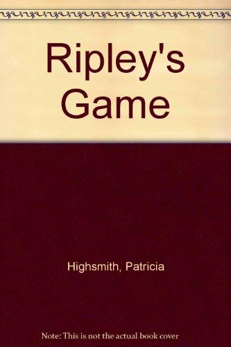 9781850894230: Ripley's Game