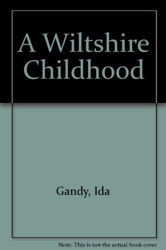 9781850894384: A Wiltshire Childhood