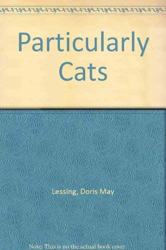 9781850894551: Particularly Cats