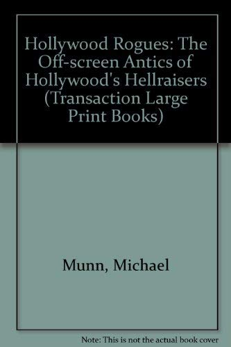 9781850895817: Hollywood Rogues (Transaction Large Print Books)