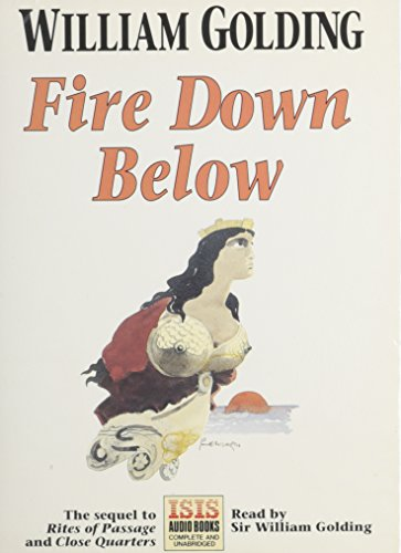 9781850897651: Fire Down Below (Isis Series)