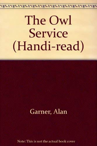 The Owl Service (Isis Large Print for Children Windrush) (1850899096) by Garner, Alan