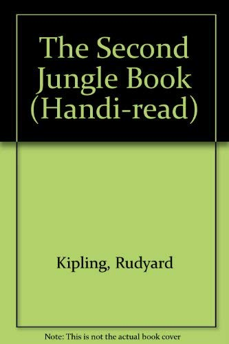 The Second Jungle Book (ISIS LARGE PRINT: Rudyard Kipling