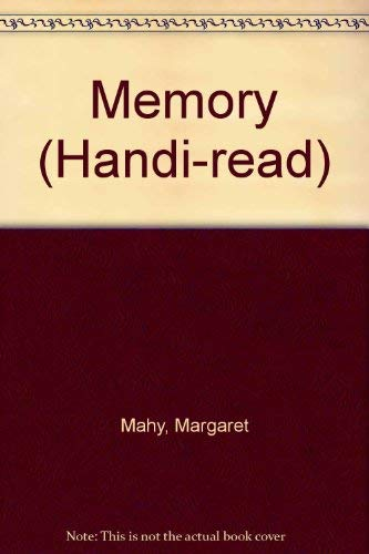 9781850899464: Memory (Handi-read)