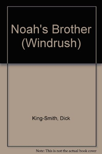 9781850899471: Noah's Brother (Windrush)