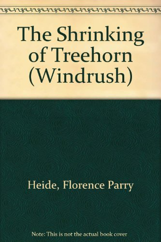 9781850899778: The Shrinking of Treehorn (Windrush)