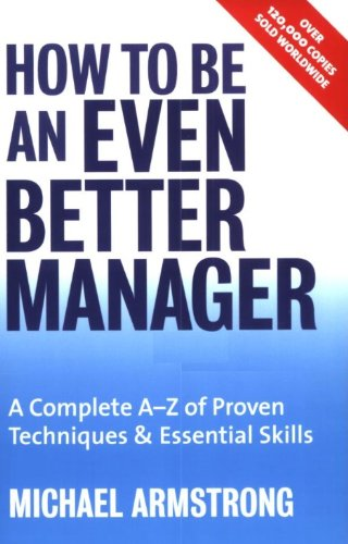 9781850914259: How to be an Even Better Manager