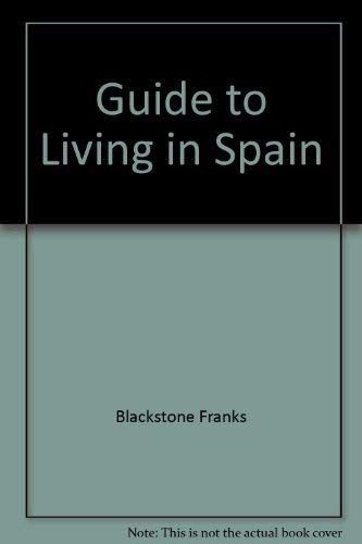 9781850915225: Guide to Living in Spain