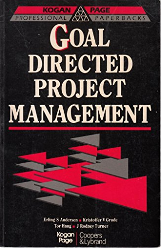 9781850917342: Goal-directed Project Management