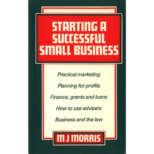 9781850917687: Starting a Successful Small Business