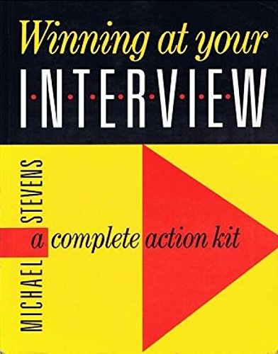 9781850918189: Winning at Your Interview: A Complete Action Kit