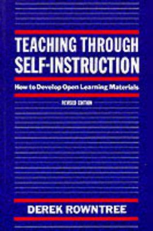 9781850919575: Teaching Through Self-Instruction