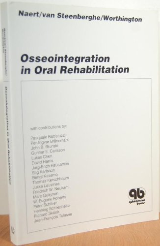 9781850970309: Osseointegration in Oral Rehabilitation: An Introductory Textbook