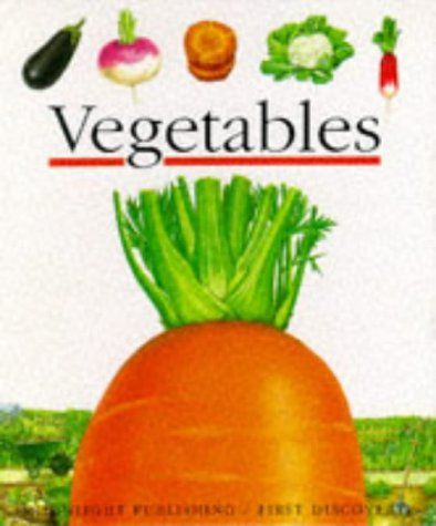 9781851030866: Vegetables (First Discovery)