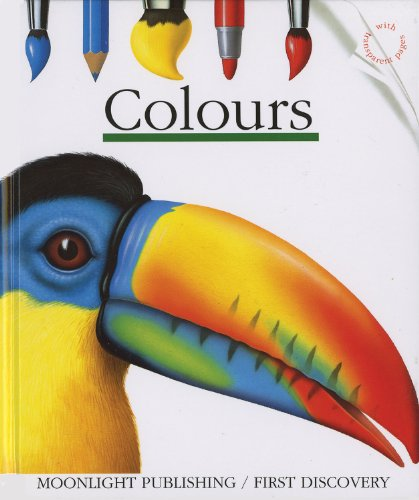 9781851030880: Colours (First Discoveries)
