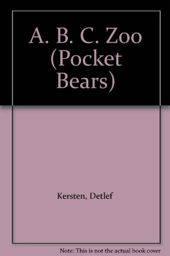 9781851031214: A. B. C. Zoo (Pocket Bears)