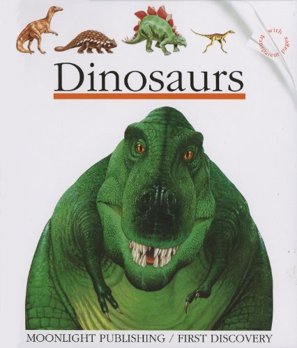 Dinosaurs (First Discoveries): Prunier, James