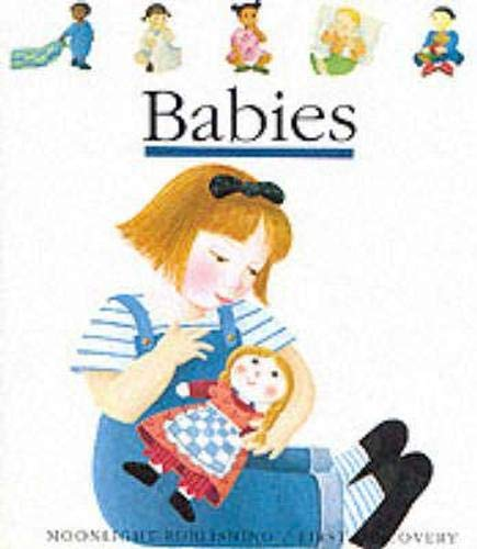 Babies (First Discovery Series): Daniele Bour