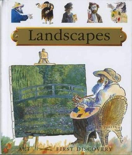 9781851031993: Landscapes (First Discovery/Art)