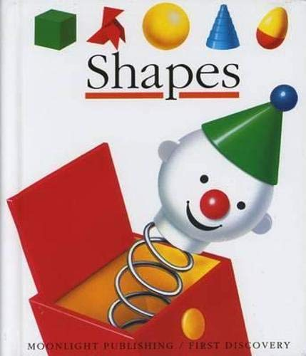 9781851032273: Shapes (First Discovery)