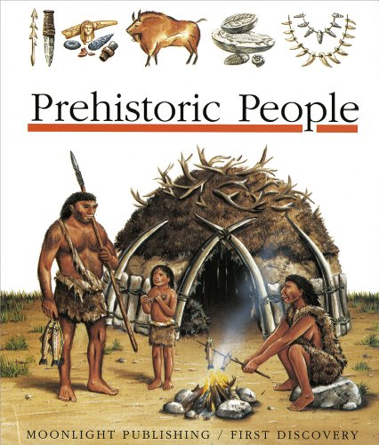 9781851032532: Prehistoric People (First Discovery Series)