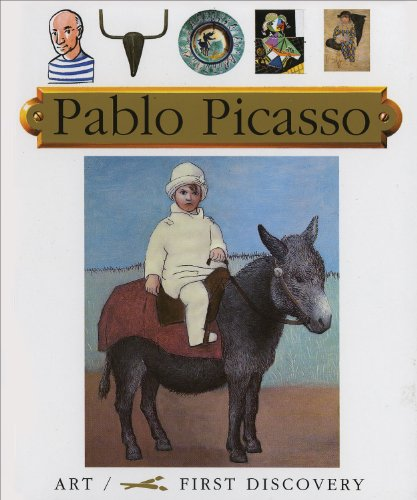 9781851032556: Pablo Picasso (First Discovery/Art)