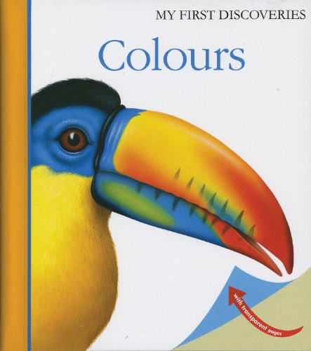 9781851033782: Colours (My First Discoveries)