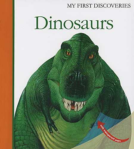 9781851033799: Dinosaurs (My First Discoveries)