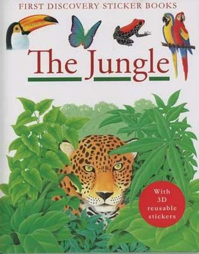 9781851033904: The Jungle (First Discovery Sticker Books)