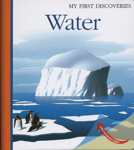 9781851034031: Water (My First Discoveries)