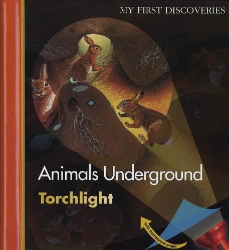 9781851034086: Animals Underground (My First Discoveries: Torchlight)
