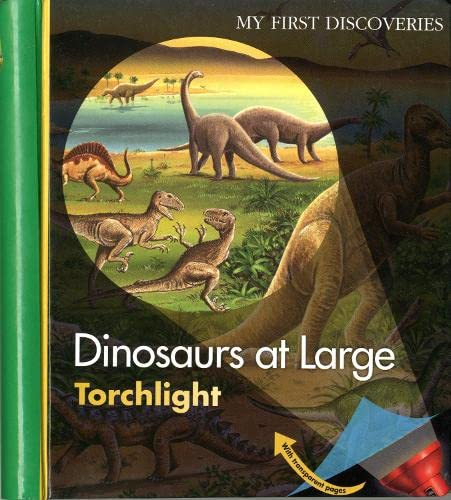 9781851034154: Dinosaurs at Large (My First Discoveries)
