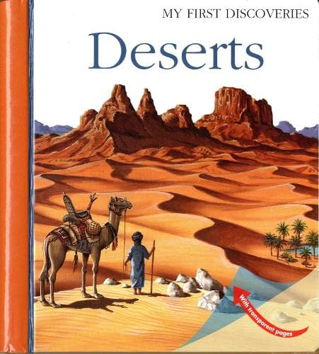 9781851034222: Deserts (My First Discoveries)