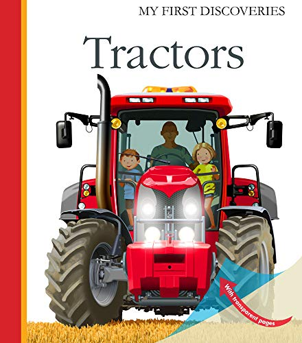 9781851034352: Tractors (My First Discoveries)