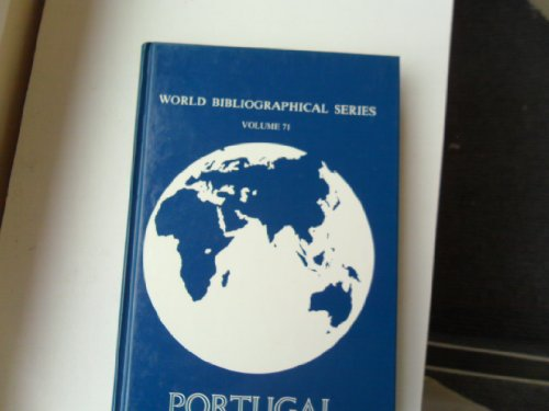 9781851090167: Portugal (World Bibliographical Series)