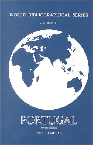 9781851093311: Portugal (World Bibliographical Series)