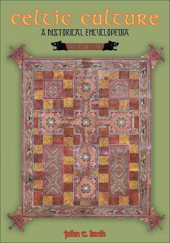 9781851094400: Celtic Culture : A Historical Encyclopedia (Five Volume Set)