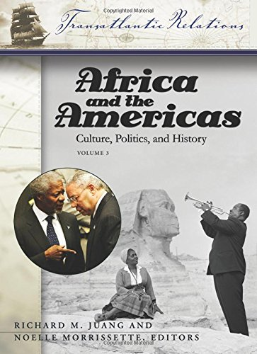 Africa and the Americas. 3 vols.: Juang, R. M. and N. Morrissette (eds.)