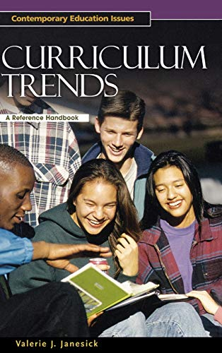 9781851094615: Curriculum Trends: A Reference Handbook (Contemporary Education Issues)