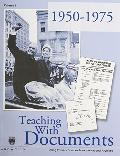 9781851095001: Teaching With Documents: 1950-1975, Article Compilations (Teaching With Documents: Article Compilations)