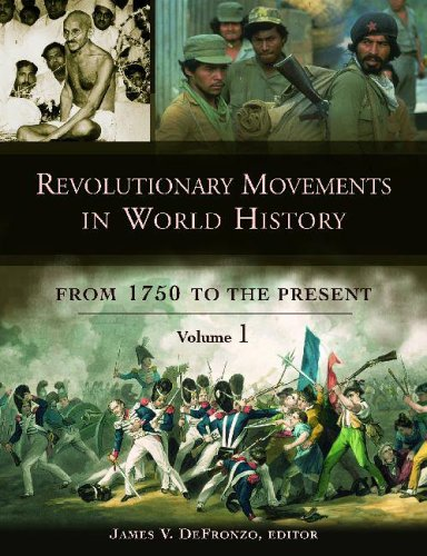 9781851097937: Revolutionary Movements in World History: From 1750 to the Present